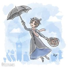 Mary Poppins, Poppy, Giveaway, Thankful, Sketch, Princess Zelda, Photo And Video, Videos, Disney