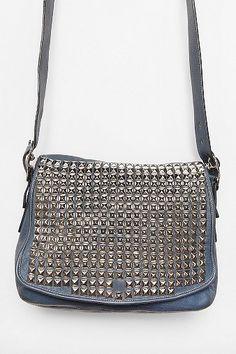 studded coach bag <3