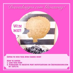 Enter to win now!!!