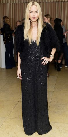 Look of the Day - February 4, 2015 - Rachel Zoe from #InStyle