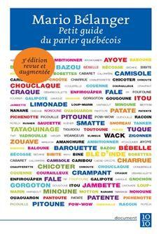 Savez-vous ce que signifient les expressions: passer le chapeau, avoir la chienne, se péter les bretelles, se tirer une bûche, se faire passer un sapin? La saveur, la richesse et l'originalité de la langue québécoise vous attendent au détour de chacune des pages du Petit guide du parler québécois. [...]