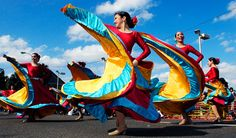 """Charro Days in Brownsville, TX. My husband's students get two days off for this """"Holiday"""" Texas Rising, Sister Cities, Rio Grande Valley, Mexico Culture, Flamenco Dancers, Lone Star State, South Texas, Texas Homes, Texas Travel"""