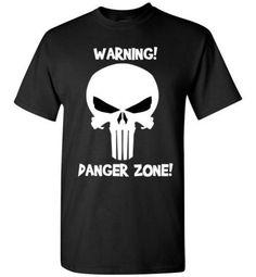Warning Danger Zone Skull Gym T-Shirt, Bodybuilding Training, Bodybuilding Workouts, Powerlifting Training, Body Building Tips, Custom Made T Shirts, Danger Zone, Gym Shirts, Weight Training, Workout Programs