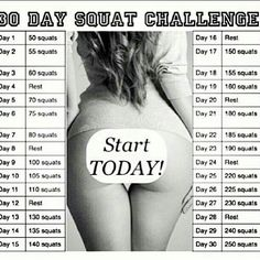 60 Days Workout Challenge - Arienne Doucet