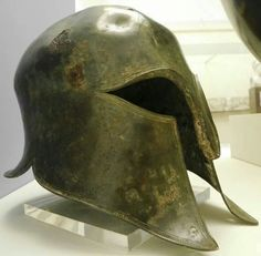 - Casco Corintio  - Museo Britanico