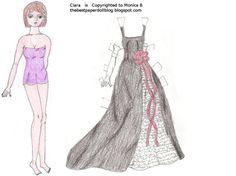 Ciara - Blog of Paper Dolls II