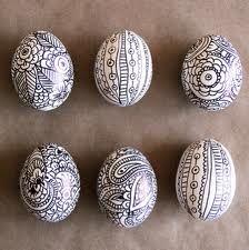 cute diy Easter egg idea