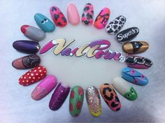 Some cute nail designs on here
