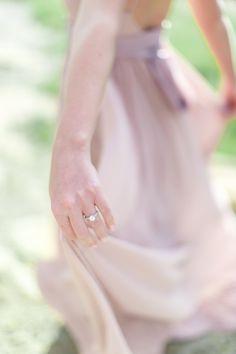 Golden Gate Romance with a Rose Quartz Dress | SouthBound Bride | http://www.southboundbride.com/golden-gate-romance-with-a-rose-quartz-dress | Credit: Ian Odendaal
