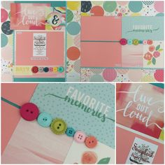 Pink Paislee Fancy Free Best site for scrapbook layout and project kits!  Plus auto ship clubs! www.scrapbookstation.com
