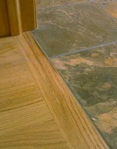 Installing Laminate Flooring Flowing Between Rooms Without