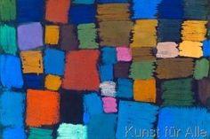 Paul Klee - Blühen