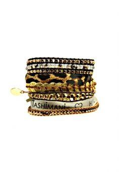 Armband rock it von tashimani