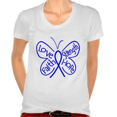 Histiocytosis Butterfly Inspiring Words Tees by www.giftsforawareness.com #awareness