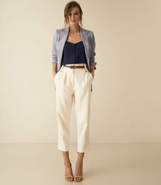 Women's Clothes - Trendy Fashion Clothing For Sale Online Office Outfits Women, Trendy Outfits, Fashion Outfits, Office Fashion, Work Fashion, Trendy Fashion, Weekend Dresses, Blazer Outfits, Casual Blazer