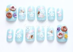 Hey, I found this really awesome Etsy listing at http://www.etsy.com/listing/102753792/japanese-nail-art-3d-nails-fairy-kei