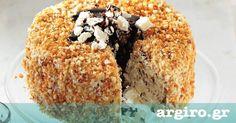 armenovil, my favorite Greek Sweets, Greek Desserts, Party Desserts, Greek Recipes, Greek Cake, Low Calorie Cake, Pastry Cook, Cake Recipes, Dessert Recipes