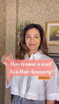 Crochet Hair Accessories, Crochet Hair Styles, Curly Hair Styles, Natural Hair Styles, Diy Hair Treatment, Diy Fashion Hacks, Hair Upstyles, Diy Hair Care, Up Girl