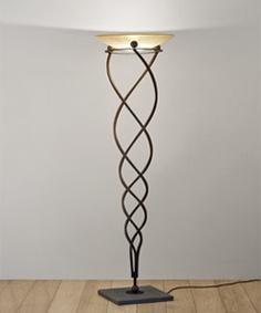 De Terzani Antinea vloerlamp, een klassieker.