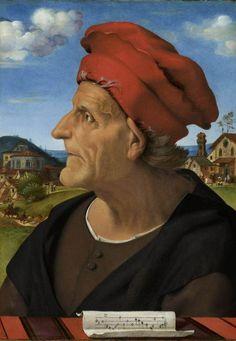 Una arteritis de la temporal pintada por Piero di Cosimo