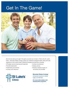 St. Lukes Medical  - Healthy Magazine - www.healthy-mag.com