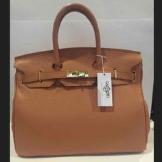 birkin inspired bag for sale