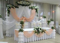 украшение зала на свадьбу: 19 тыс изображений найдено в Яндекс.Картинках