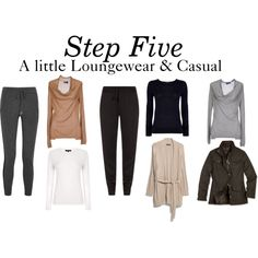 """Step Five"" by charlotte-mcfarlane on Polyvore"