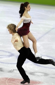 Meryl Davis and Charlie White | Phantom of the Opera Free Dance