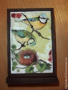 Имитация плетения в декорировании мебели и предметов интерьера - Сам себе волшебник