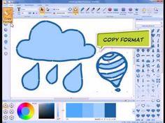 A cute logo design tutorial, teaches how to create a logo mark for you.  #logo #logodesign #mylogo