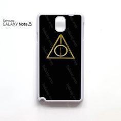 Harry Potter and the Deathly Hallows Logo iphone case, smartphone
