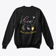 Veterans Day Gifts Proud Female Veteran Products from Veterans   Teespring Great Gifts For Men, Gifts For Mom, Veterans Day Gifts, Graphic Sweatshirt, T Shirt, Female, Sweatshirts, Women, Products