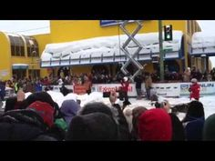 Iditarod Dog Sled Race starts in Anchorage. Looks so cool wish I was there to watch it.