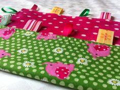 Cudorable Minky Comforter Blankie - Pink Nellie