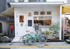 small coffe shop