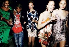 mario testino party pictures - Google Search