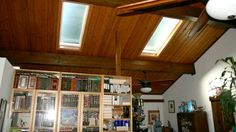 Add A Skylight For More Natural Sunlight   Angie's List   #Roanoke #SWVA #ExteriorRemodeling #Skylight #Velux #GreenLiving