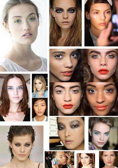 Linda Hallberg - Make-up trends 2014