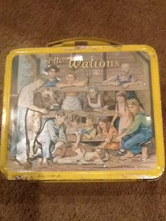 Lunch box The Walton's