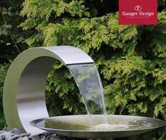 Dattelbaum Samen// originelle Dekorationsidee Deko für den Garten Bachläufe Teich