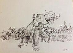 คิดถึงเหลือเกิน น้อมกราบพระบาท Public Sadness My King Lives on Forever I am proud to be born in the reign of King Rama IX. . Sketch by Fountain Pen #พระบาทสมเด็จพระปรมินทรมหาภูมิพลอดุลยเดชมหิตลาธิเบศรรามาธิบดีจักรีนฤบดินทรสยามินทราธิราบรมนาถบพิตร