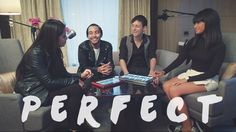 Perfect - One Direction - GAC & KHS Cover  I don't like this song but this perfomance is Pefect lol