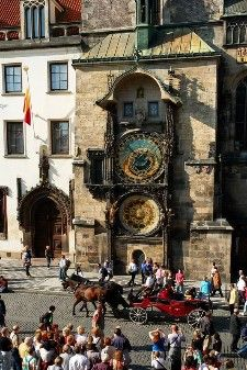Old Town Hall with the Astronomical Clock   Praguewelcome – The official travel and tourism guide of Prague