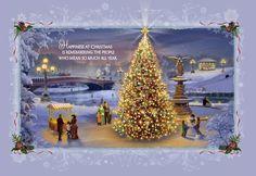 Christmas Happiness - Interactive Christmas eCard