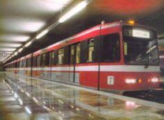 En Guadalajara, Jalisco (México) se llama Tren Ligero