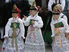 Photo of Traditional costume Gardena valley italy