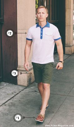 15 Men's Summer Style Essentials: MASSIVE Post!