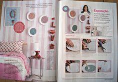ana sinhana: Modo de fazer: pratos na parede (e na revista)