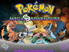 http://www.pokemoner.com/2016/07/pokemon-mega-adventure.html - Name: Pokemon Mega Adventure Platform: RPGXP Created by: Leon Draceus (Pokemon-Vn) Description: - This game is about the main character journey of researching the Mega Evolutions.  Region: Akito - Starters: [Bulbasaur, Charmander, Squirtle] and [Chespin, Fennekin, Froakie] - Hero: Luster, a new Trainer go on his own journey to complete Prof. Oak's research.